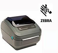 Принтер этикеток Zebra GK 420T, фото 1