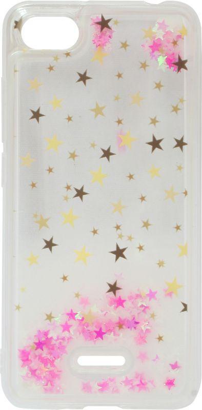 Накладка Xiaomi Redmi6A Stars аквариум