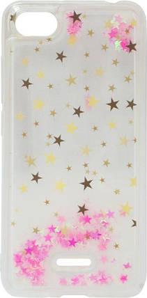 Накладка Xiaomi Redmi6A Stars аквариум, фото 2