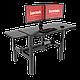 Подвійний стіл з електричним регулюванням висоти Loctek ET203H, фото 2