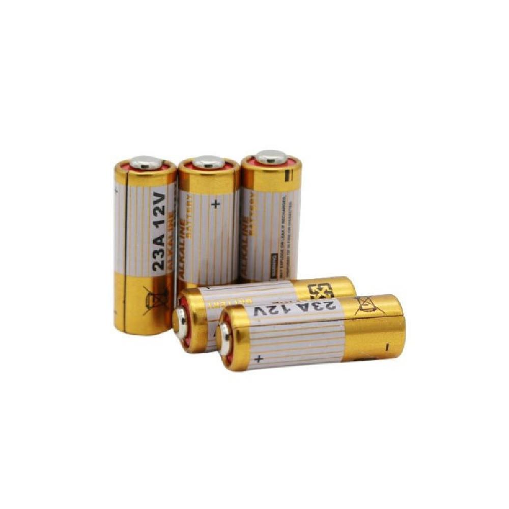 Батарейка 12V 23A MS21 VR22 A23 V23GA батарея, 5шт.