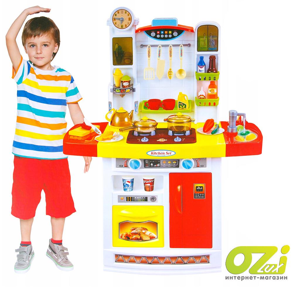Большая интерактивная кухня с водой Bozhi Toys KP1722 798A