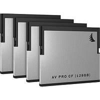 Карта памяти Angelbird AV Pro CF CFast 2.0 для Atomos, Blackmagic Design, Phantom, Canon, Hasselblad и др.
