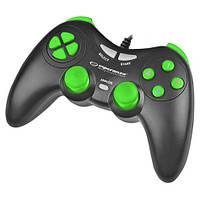 Геймпад Esperanza Fighter PC Green