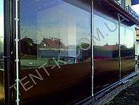 """Прозорі М""""які Вікна ПВХ для Терас та Альтанок"""