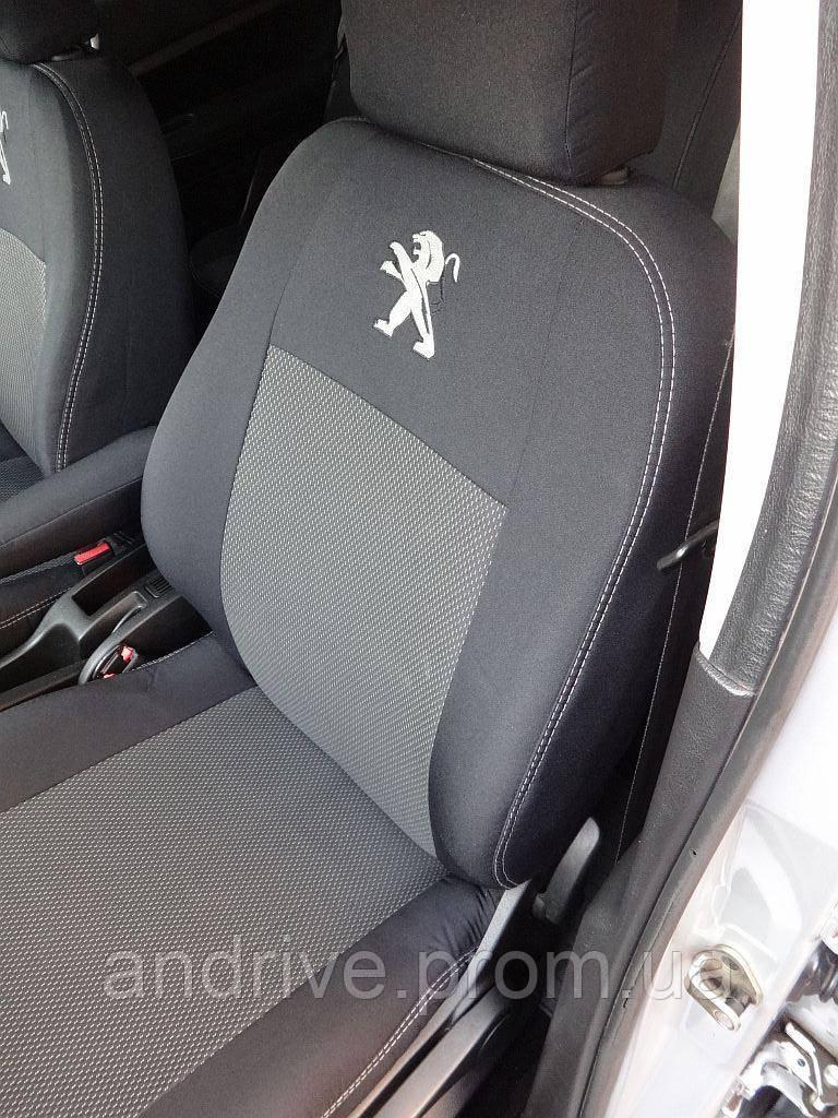 Авточохли Peugeot Rifter з 2019 р (Універсал)