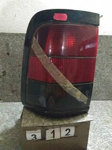 №312 Б/у фонарь задний лівий 6351A3 для Peugeot 806 1994-2002