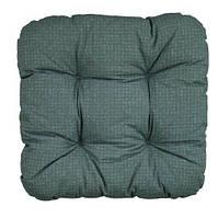 """Подушка на кресло """"Зеленый"""""""