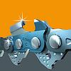 Цепь Stihl 63 PS3, 40 см 3/8''P, 1,3 мм, 57 z