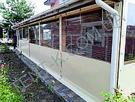 ПВХ вікна та штори