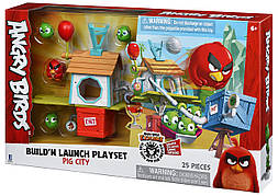 Ігровий комплект Jazwares Angry Birds ANB Pig City (ANB0015)