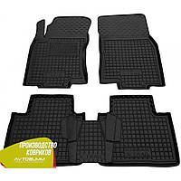 Резиновые коврики Nissan X-Trail (T32) 2014... Avto-gumm