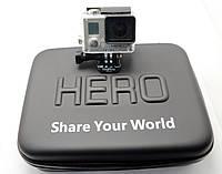 Кейс, сумка для камеры и аксессуаров водостойкий (размер-M) GoPro, Xiaomi Yi, Sjcam