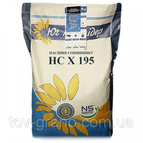 Семена подсолнечника Юг Агролидер HC X 195 Стандарт