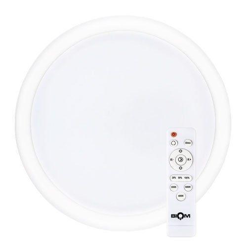 Світильник світлодіодний Biom SMART SML-R06-80 3000-6000K 80Вт з д/к 80Вт з д/к