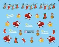 """Наклейки для ногтей """"Новогодние"""", фото 1"""