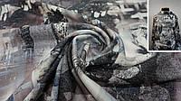 """Трикотажная теплая ткань ангора-софт """"Оттенки осени"""", фото 1"""