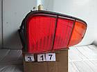 №317 Б/у фонарь задний лівий седан  63218371941 для BMW 3 Series 1990-1998, фото 2