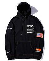 Худи  NASA  Унисекс  взрослое или детское -10 цветов. Подарок горловик или футболка.