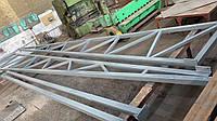 Изготовление металлоконструкций в Черкассах