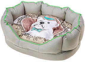Мягкое место-лежак для собак Ferplast FIORE BEDDING SIR DOG