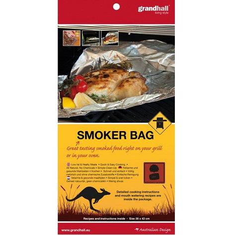 Пакеты для копчения с ароматом виски A06724002T GrandHall (Нидерланды), фото 2