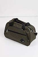 Дорожная сумка No brand Гера зеленая Длина 41.0(см)/ Высота 27.0(см) (0018) #L/A