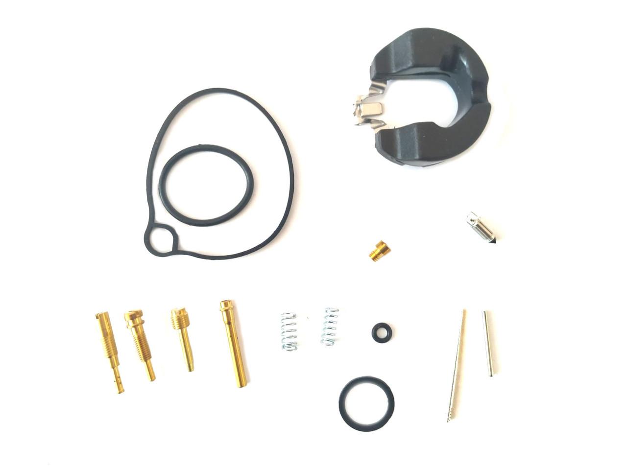 Ремкомплект карбюратора HONDA DIO AF-27/28 +жиклер пускового обогатителя 'LIPAI'