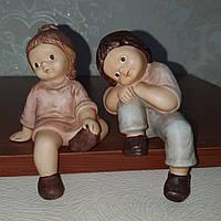 Фарфоровые статуэтки Goebel Дети, Игрушки