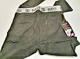 Люкс лосинки хлопковые женские Gucci, фото 7