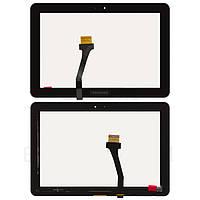 Сенсорный экран для планшетов Samsung P7500 Galaxy Tab, P7510 Galaxy Tab, черный, (252*171 mm)