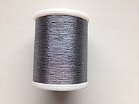 Нитки для машинной вышивки Madeira Metallic  №40.  цвет 4061 ( ПЛАТИНА ).  по 1000 м, фото 1