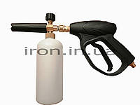 Пенный пистолет ( пенообразователь ) для мойки высокого давления