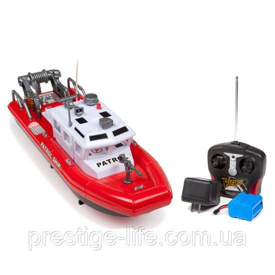 Радиоуправляемая игрушка катер Patrol Ship 26A-28