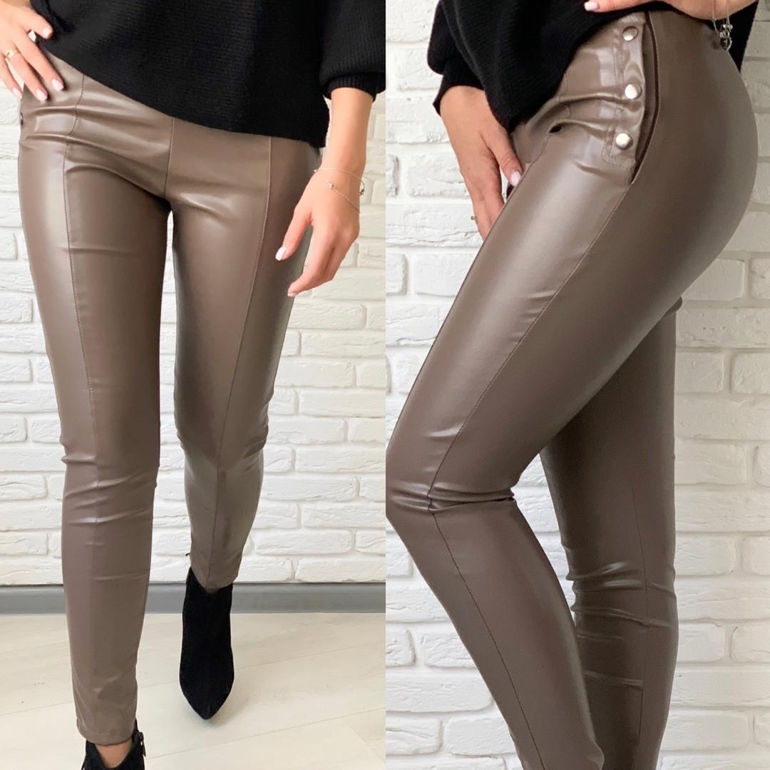 Женские модные лосины  ХЗ060 (норма / бат)