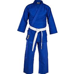 Кімоно для Дзюдо BlitzSport Student Judo Suit - 350g Синє