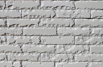 "Облицовочный интерьерный и фасадный камень Мегалит ""Древний кирпич"" 242х61х12"