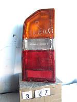 №327 Б/у фонарь задний лівий 3567060A21000 для Suzuki Vitara 1988-1998