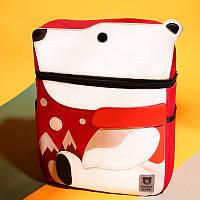 Школьный рюкзак Beddybear Медведь