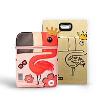 Школьный рюкзак Beddybear Фламинго