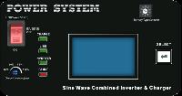 Бесперебойник инвертор 3000 Вт 24В Must EP30-3024 PRO автономный, фото 2