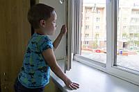 Блокировка открывания окна (защита от детей)