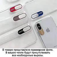 Силиконовый прозрачный чехол Epic Clear Flash для Samsung Galaxy A10s (выбор цвета)