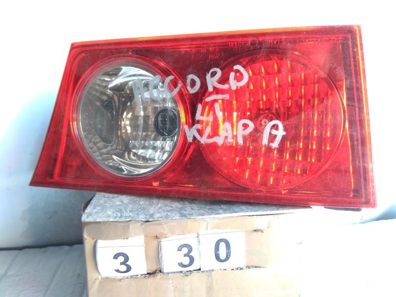№330 Б/у фонарь задний для Honda Accord 2003-2008