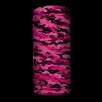 Трубчатая бандана SA Co. Pink Military Camo