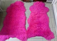 Овечья шкура розового цвета, фото 1