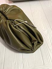 Кожаная женская сумка Pouch, фото 2