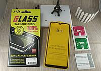 9D Защитное стекло для Xiaomi Mi A3 (black) полная проклейка