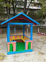 Домик, беседка на детскую площадку 1,5*1,5