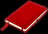 Блокнот SILKY A5, 130х210 мм, твердая обложка, кремовый в клетку. 5 цветов., фото 2